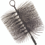 Imperial Manufacturing BR0209 7 Inch Round Wire Chimney Brush