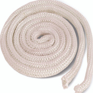 Imperial Manufacturing GA0155 Rope Gasket Fbrgls 1/2X6 Wht