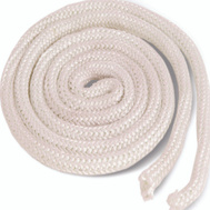 Imperial Manufacturing GA0169 Rope Gasket Fbrgls 3/8X150 Wht