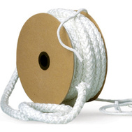 Imperial Manufacturing GA0177 Rope Gasket Fbrgls 1X25 Wht