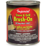 Imperial Manufacturing CH0134 Paint Stove/Grill Brhon Pt Blk