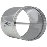 Imperial Manufacturing GV2282 Damper Volume With Sleeve 5in