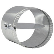 Imperial Manufacturing GV2283 Damper Volume With Sleeve 6in