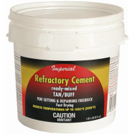 Imperial Manufacturing KK0307 64 Ounce Refractory Cement