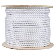 Mibro Group (The) 300451TV 1/4 Inch By 600 Foot White Nylon Rope