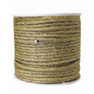 Richelieu America 644871TV Tru Guard 1 Inch By 65 Feet Natural Sisal Rope
