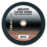 Vulcan 925840OR Wheel Cutoff Abrasive 10X1/8In