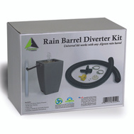 Algreen Products 81052 Diverter Kit For Rain Barrel