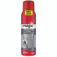 Weiman 3062 Magic Complete Stainless Steel Cleaner Polish 17 Ounce Aerosol