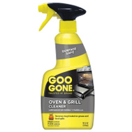 Weiman 2059 Goo Gone 14 Ounce Oven/Grill Cleaner