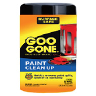 Weiman 2222 Wipe Clean Up Latex Paint 50Ct