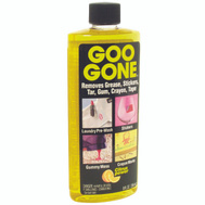 Weiman 2087 Goo Gone 8 Ounce Stain Cleaner Citrus Scent