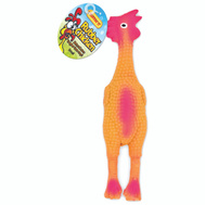 Westminster Pet 80528-2 Toy Pet Rubber Chicken Small