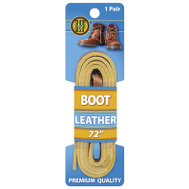 Westminster Pet 1N314-32 Lace Leather Tan 72In