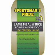 Sunshine Mills 10058 Sportsmans Pride Sportsman Pride Lamb And Rice Dog Food 33 Pound