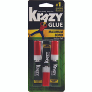 Elmers KG48812 Krazy Glue Glue Max Bond Krazy Pack Of 3