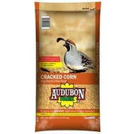 Global Harvest 12518 Food Bird Cracked Corn 10 Pound