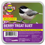 Global Harvest 13066 Food Bd Suet Berry Trt 11.75 Ounce