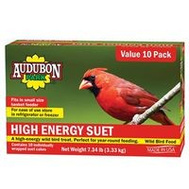 Global Harvest 12770 Food Bird Suet Hi-Energy 10Pk 10 Pack