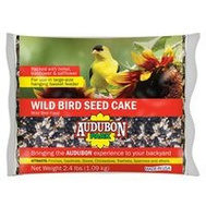 Global Harvest 11930 Food Bird Wild Cake Seed 2.4 Pound