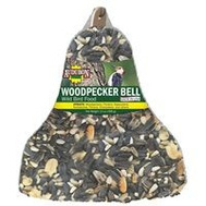 Global Harvest 12684 Food Bird Bell Woodpecker 13 Ounce