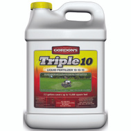 PBI Gordon 7441122 Fertilizer Triple-10 2-1/2Gal