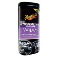 Meguiars G13600 25CT Int Detailer Wipes