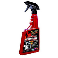 Meguiars G19124 24 Ounce CHR WHL Cleaner