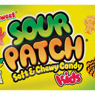 Continental Concession JAR1506201 Sour Patch Kids Bag 5 Oz