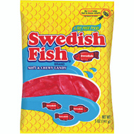 Continental Concession JAR1506208 Red Swedish Fish 5 Ounce Peg 12Ct
