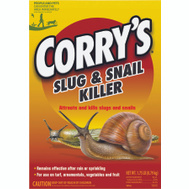 Central Garden 100511427 Corrys 2 Pound Slug And Snail Pellets