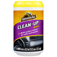 Armor All 17216 15 Count Clean Up Wipes