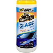 Armor All 17501C 30CT Glass Wipes
