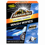 Armor All 18240 12CT Ultra Wash Wipes