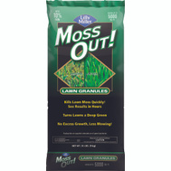 Lilly Miller 100099164 Moss Out Moss Out Lawn Granules 20 Pound