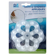 TJD 04267 Treads Bath Removable Clear