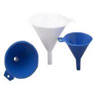 Arrow Plastic 12202 8 Ounce Kitchen Funnel Assorted
