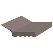 Royal Building Products 5094077 Stop Garage Pvc Almond 7Ft