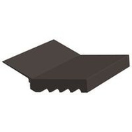 Royal Building Products 5094106 Stop Garage Pvc Brown 7Ft