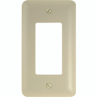 American Tack & Hardware 935RAL Single Rocker Gfi Wall Plate Almond