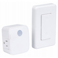AmerTac RFK1600LC Westek Remote Control Switch On/Off Wireless Plug In Outlet