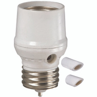 American Tack & Hardware SLC5BCW-4 Photocell Dusk/Dawn Socket