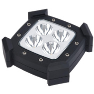AmerTac LW2002B-N1 Westek Rugged LED Light Puck Black