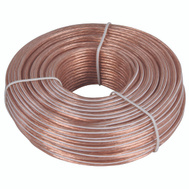 American Tack & Hardware AS110024C Zenith Wire Speaker 24Gau 100Ft Clear
