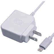 AmerTac PM1024WC8 Zenith Charger Wall Cable 8 Pin 2.4A