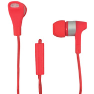 American Tack & Hardware PM1001SER Zenith Earbuds Stereo Red