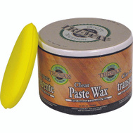 Trewax 887101016 Clear Wood Paste Wax 12.35 Ounce
