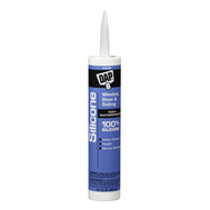 Dap 08641 10.1 Ounce Clear Silicone Sealant