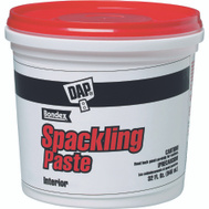 Dap 10204 Spackling Paste Interior Quart
