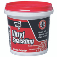 Dap 12130 Spackling Compound Vinyl Interior/Exterior